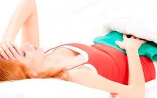 Послеродовое кровотечение и правила личной гигиены после родов