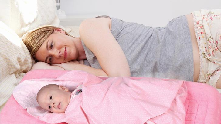 после родов первые дни