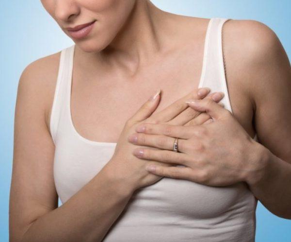 Характер болезненности груди