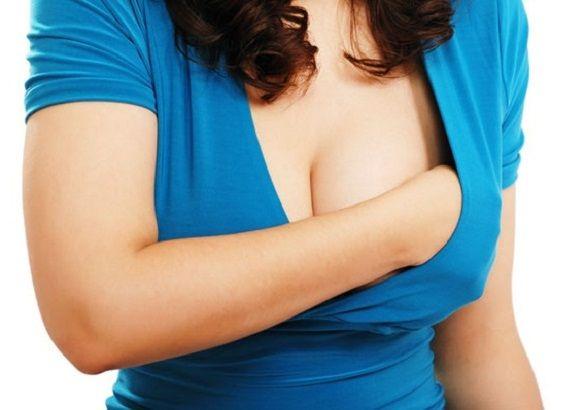 Всегда ли при беременности болит грудь